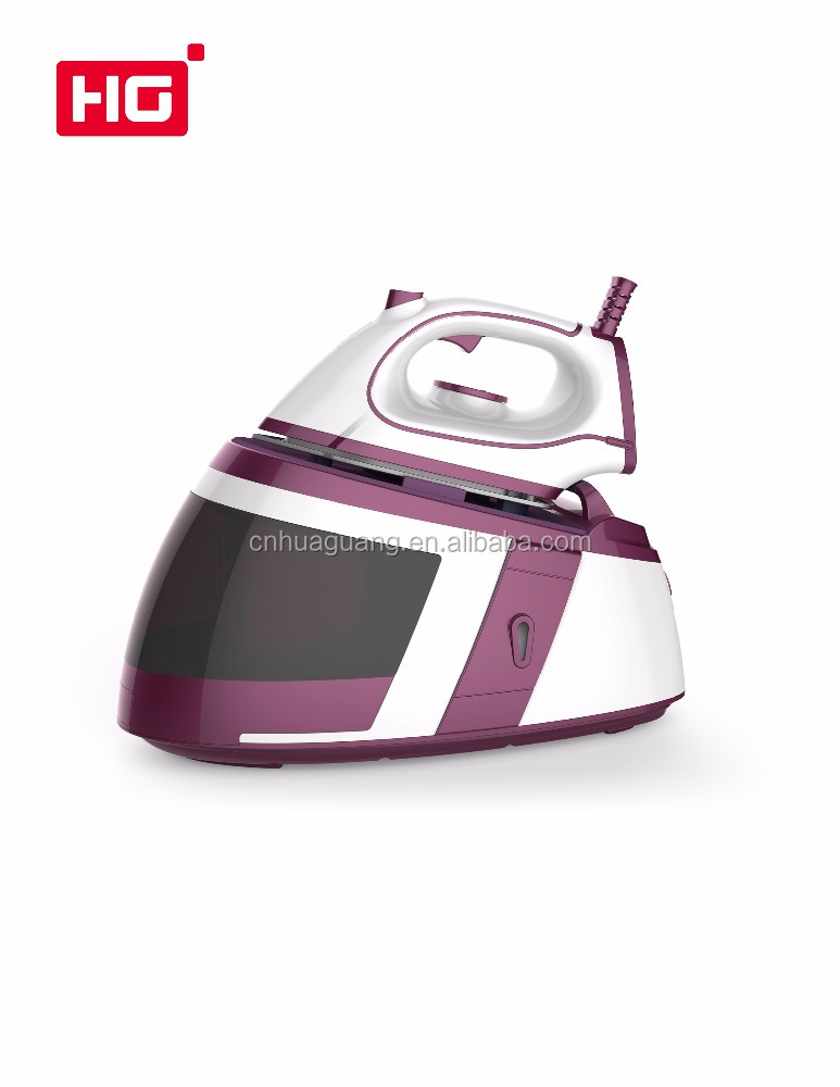 HG960LC-P6-2 high pressure 1.5bar professional steam iron station/ industrial steam iron station/household steam iron station