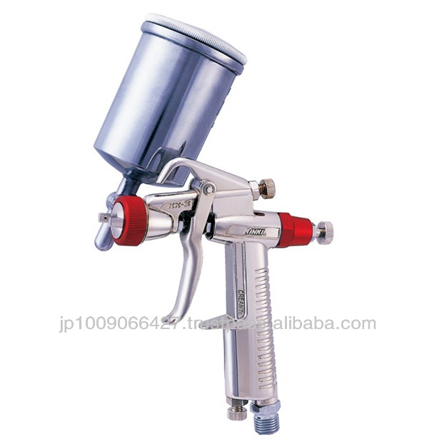 Long spray gun nozzle Japanese brand KINKI FACTORY