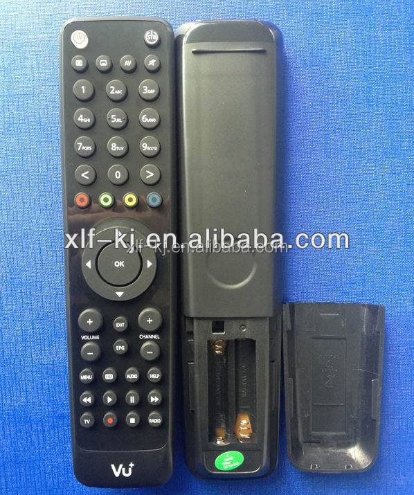 Cloud ibox 2 plus remote control, vu solo 2 remote control, iptv remote control for vu duo