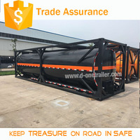 trailer fuel sulfuric acid lng tank truck vacuum tank suction tanker truck