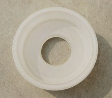 Double step Custom size Wholesale quartz flange