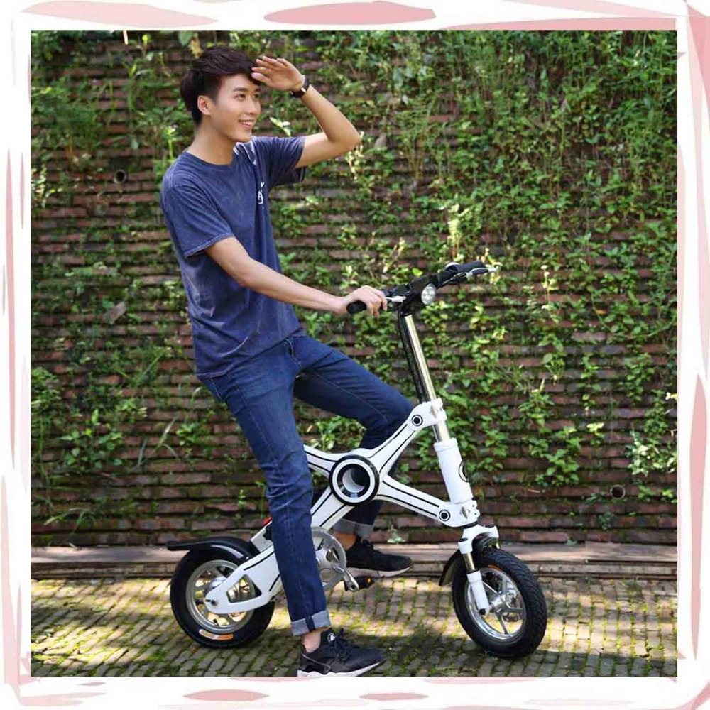 askmy x3 smart portable electric bicycle 2017/electric foldable bike/mini folding electric bike