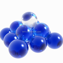 small optical glass balls