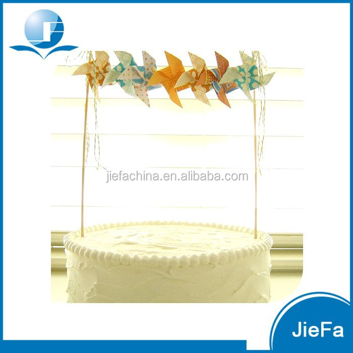 Wedding / Birthday Cake Decoration Cake Decoration Accessories Cake Bunting Banner