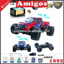 rc cars 4wd shaft drive truck 1:16, high speed draft car