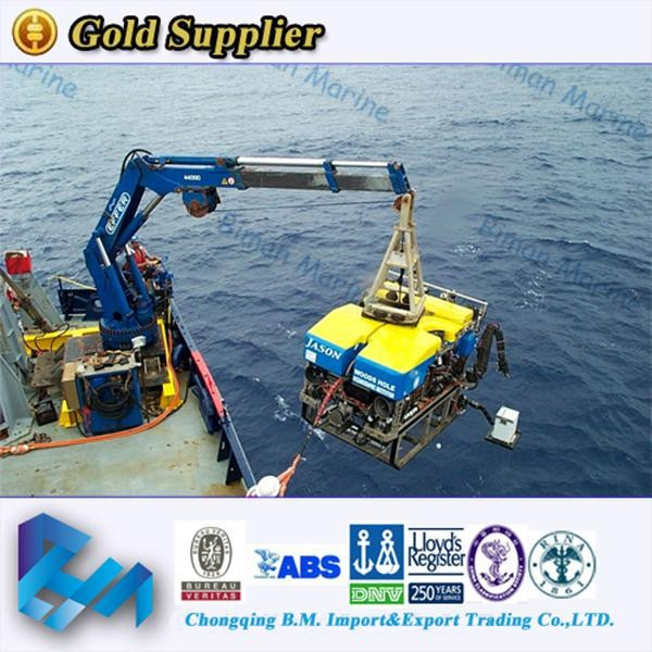 chinese 20 ton high efficiency hydraulic different types of ship cranes