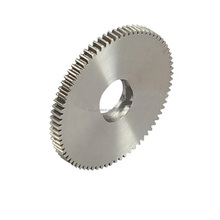 Standard Customized Casting Gear Carburizing Cylindrical Spur Gear for Paper Shredder