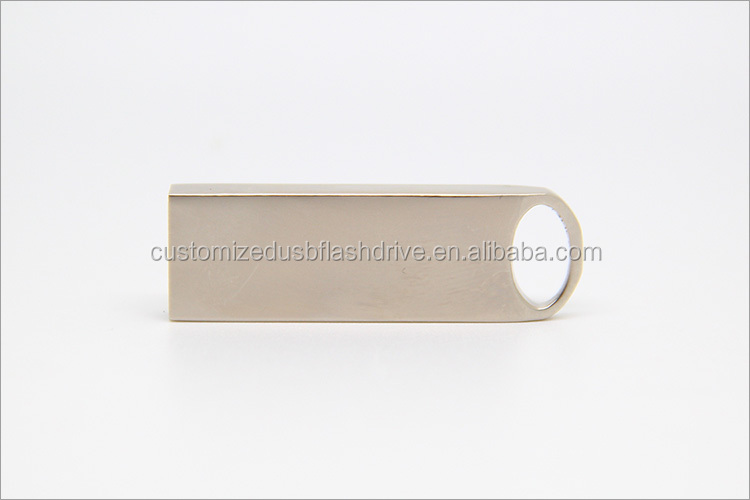 real full capacity USB key promotional /metal USB gadget /mini USB pendrive gift 4gb wholesale