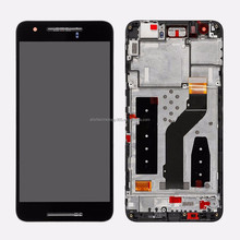 For Huawei Google Nexus 6P H1511 H1512 LCD Display + Touch Screen Digitizer + Frame