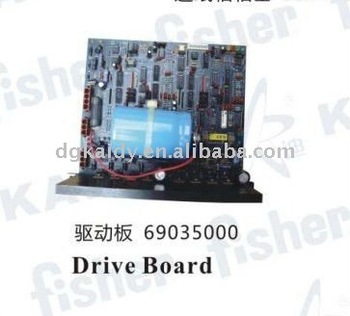 High Quality Gerber Drive Board