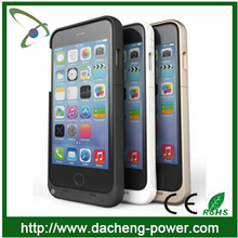 Hot selling 3200mAH power bank case power case for iphone 6 4.7""