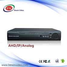 High quality 8CH 1080P AHD DVR H.264 free client software Support AHD Analog Camera Support 3G WIFI