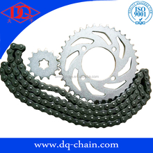 Indonesia market rxs & rxk chain sprocket kits motorcycle transmission parts