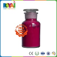 Royai Colors high temperature resistant wholesale free sample pure pigment red