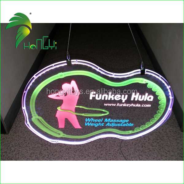 High Quality Transparent Acrylic Display With LED Light from Guangzhou Hongyi