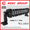 New product 20w-300w curve and straight tractor jeep led driving light bar