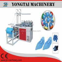 2015 Automatic Plastic Shoe Cover Making Machine