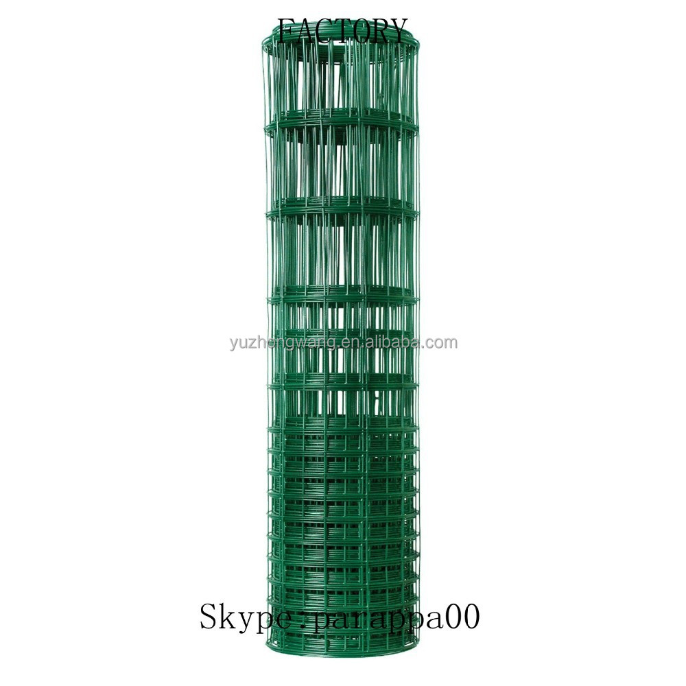 PVC COATED RABBIT WELDED WIRE MESH FACTORY