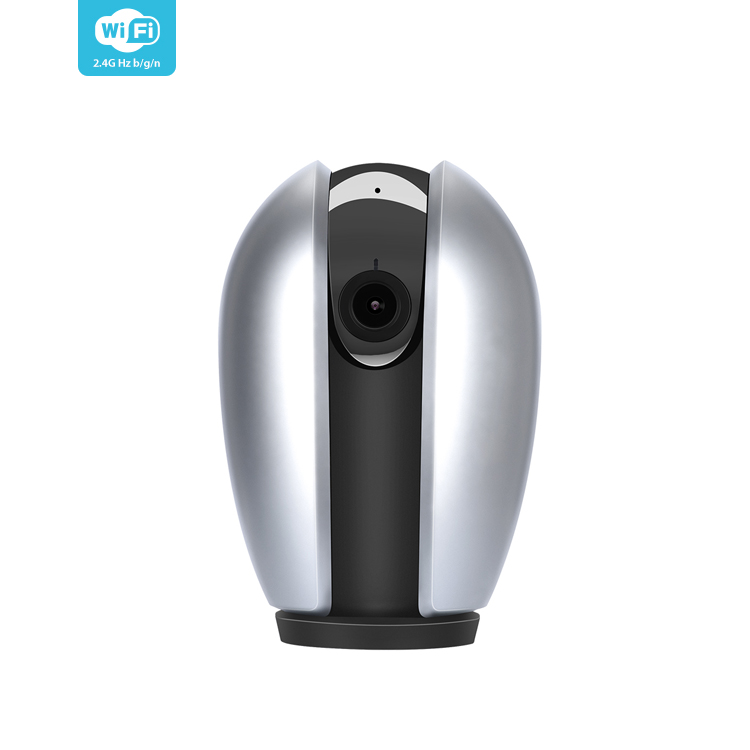 HD Wireless <strong>WIFI</strong> Controlled Indoor Micro Video Conference IP Camera Supports Smart Home Tuya APP