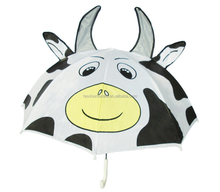 Lovely cow umbrella kids umbrella with animal A15