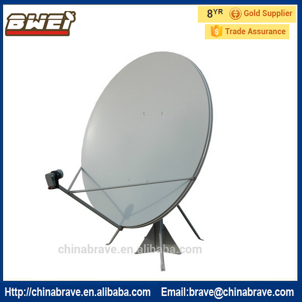 big dish antenna band ku lnb