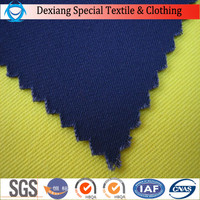 china hot sale twill cotton flame retardant fabric