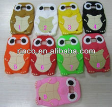 3D Cute Sea turtle Soft Back Phone Case Cover Skin For Samsung Galaxy S2 SII i9100
