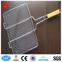 2015 Hot Sale Product Barbecue Wire Mesh /barbecue Grill Netting/stainless Steel Bbq Grill