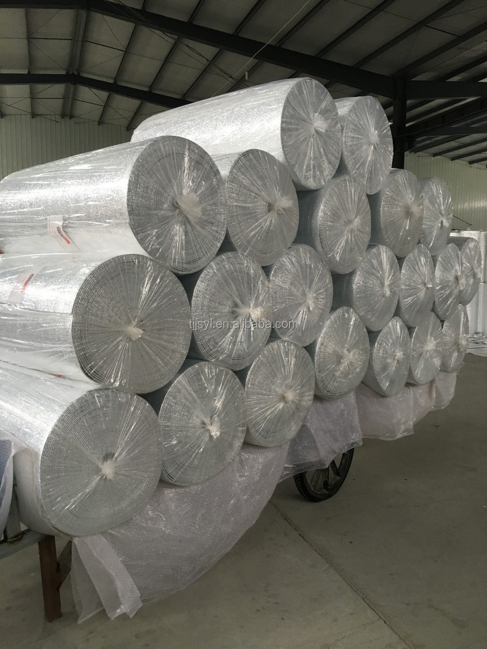 high density polypropylene woven foil