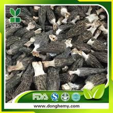 price of black dried morel mushroom