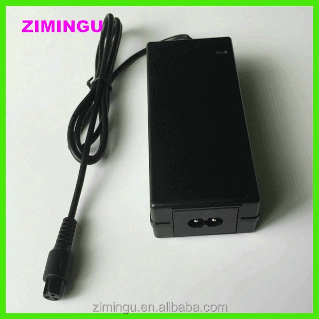 Cheap price good quality 42v 2.0a battery charger / li ion power protable intelligent automatic electric scooter