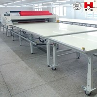Custom Made Garment Spreading Machine Table
