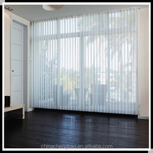 office window pvc slat for vertical blinds