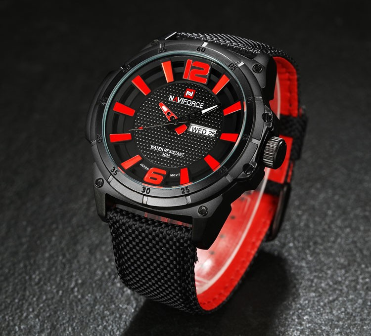 NAVIFORCE High quality top brand watches wholesale fashion watches men