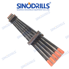 R32-hex25-R25 2100mm hexagonal drifting tunneling drill rod