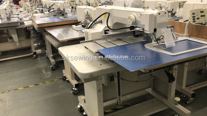 sokee Good price industrial pattern sewing machine for shoe leather