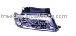 Citroen Xantia auto parts, Xantia ''99 Crystal Head Lamp
