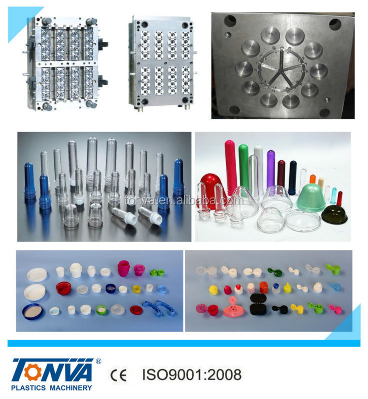 High Quality Plastic Injection Tube Mold