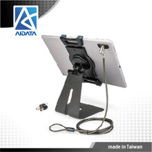 Universal Rotating Tablet POS Stand with Lock