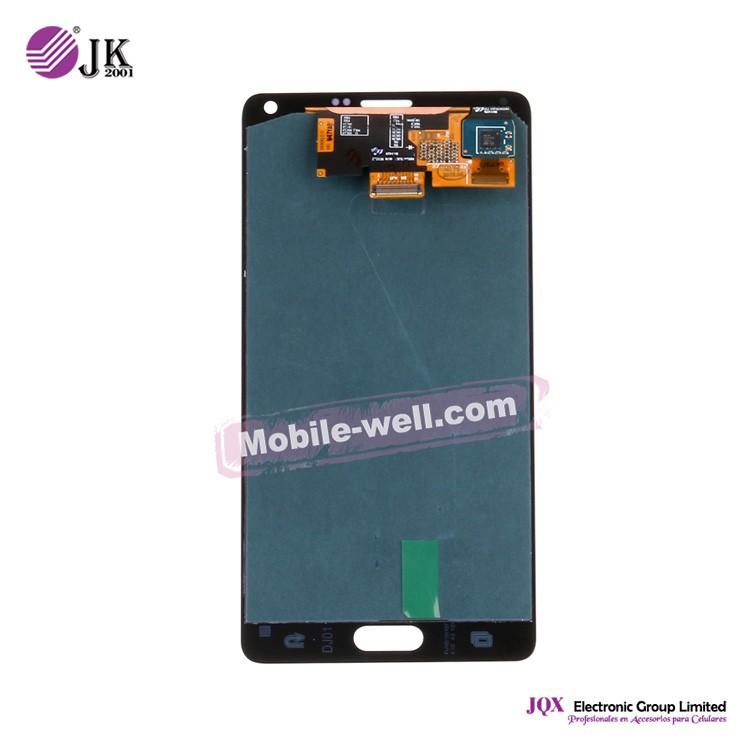 [JQX] Original Replacement Display LCD For Samsung Galaxy Note 4 LCD With Digitizer,For samsung note 4 LCD screen