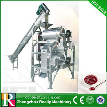 Automatic red bayberry fruit pulp processing equipment