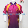 Dye Sublimation Polyester Golf Polo Shirts