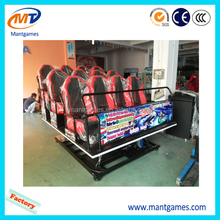 Newest chairs truck mobile 5d cinema interactive 7d cinema for sale