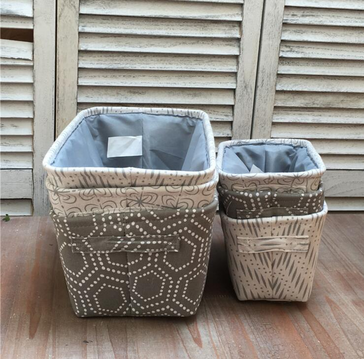 Wholesale European Style Nature Eco- Friendly Wooden Storage Basket