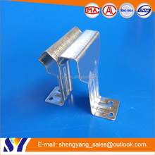 High profit standing seam metal roof bracket/sanwich panel bracket/steel roof support beam