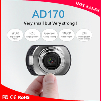 Full Hd Car Dvr Recorder Chipset NT96220 2.0 inch 1080p Night Vision Car Camera with g-sensor