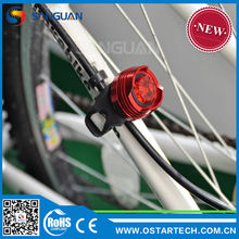 SG-Ruby ruby warning rechargeable Safety Warning Cycling Equipment Helmet Lamp Electric Bicycle Lamps