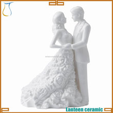 Bride & Groom Cake Topper for Wedding decor