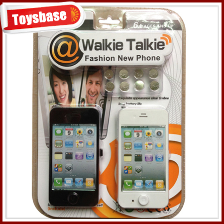 Kids funny kid phone walkie talkie toy