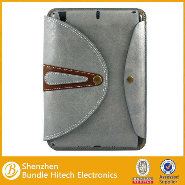 for ipad min leather back cover. leather cases for i pad mini 2014